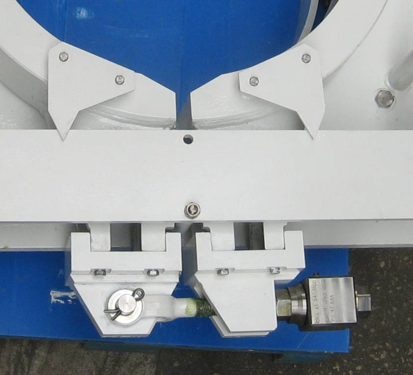 Active Interlock Device for Clamps