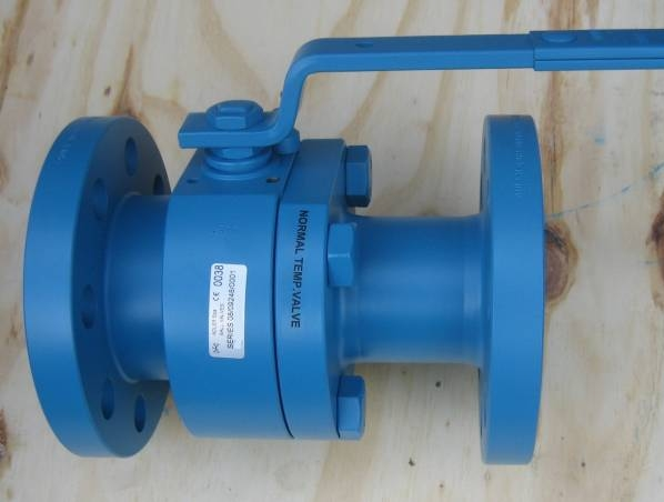 Regeneration Circuitry Ball Valve
