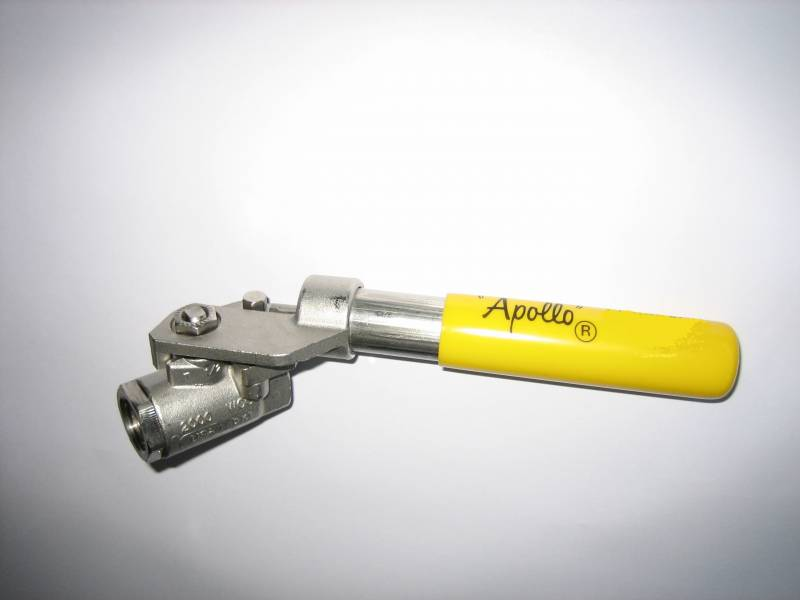 APOLLO Spring Loaded Valve