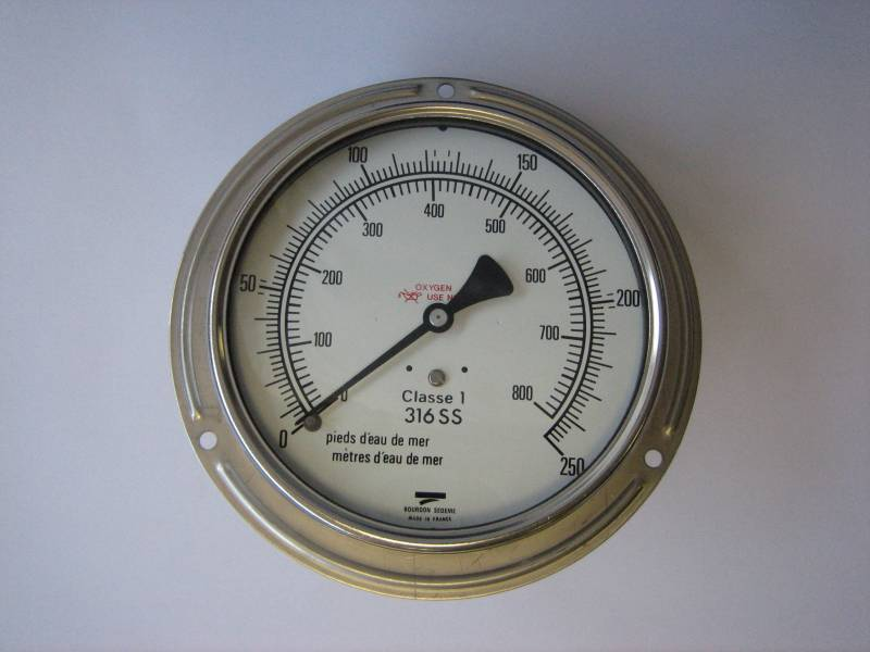 Dia 150mm Depth Gauge