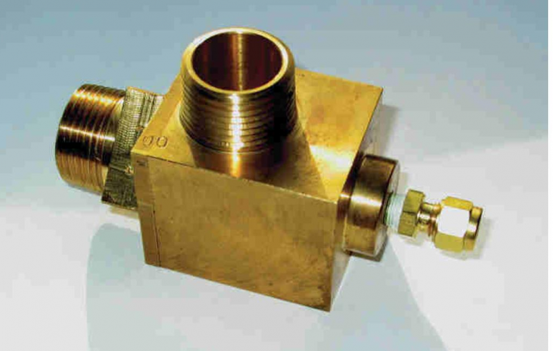 Second Stage Dump Valve