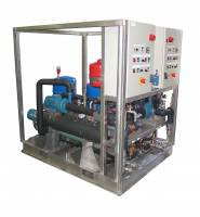 Hot and Chilled Water Generator - HCP